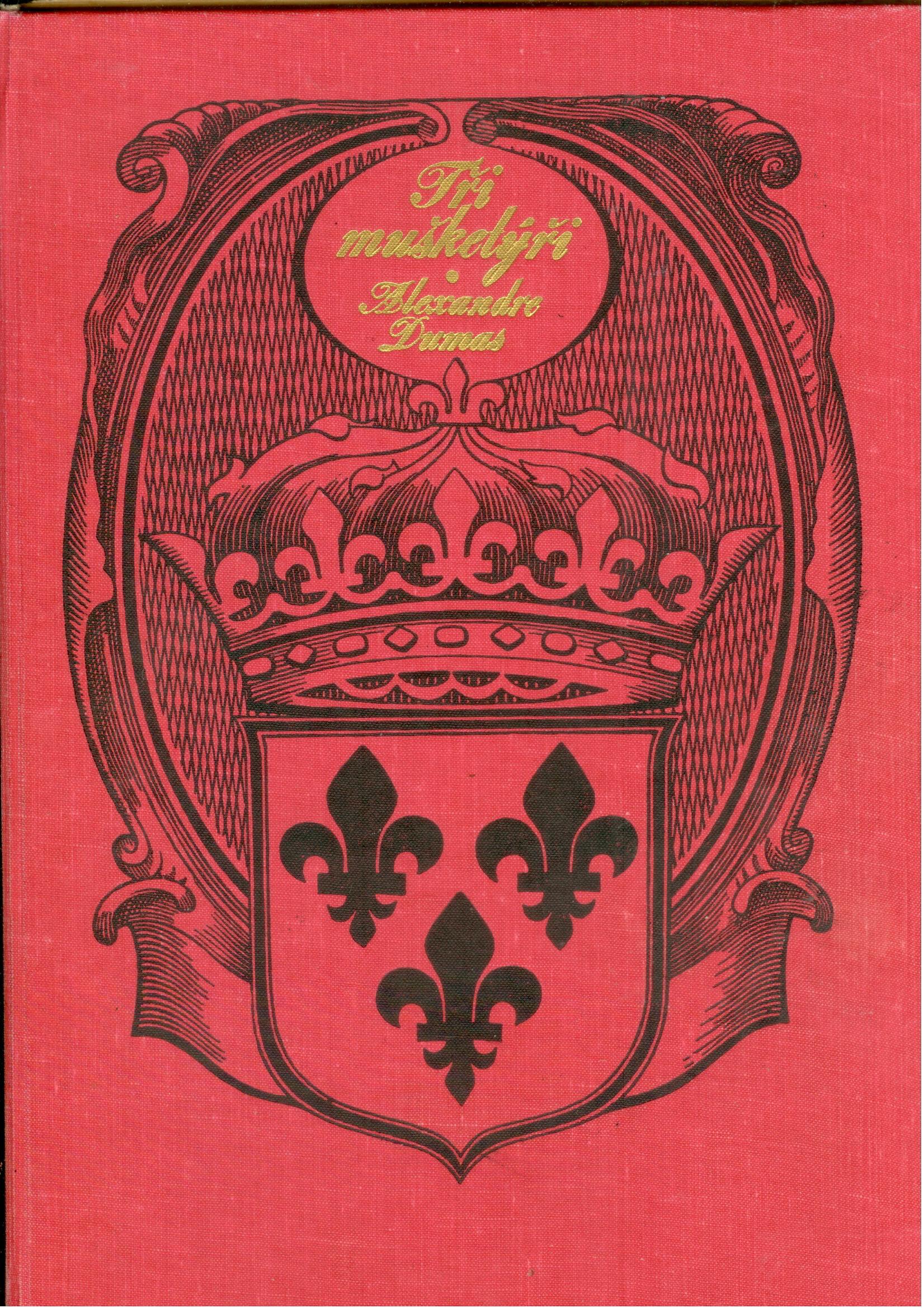 Tři mušketýři - románový sešit 1-10 - Alexandre Dumas
