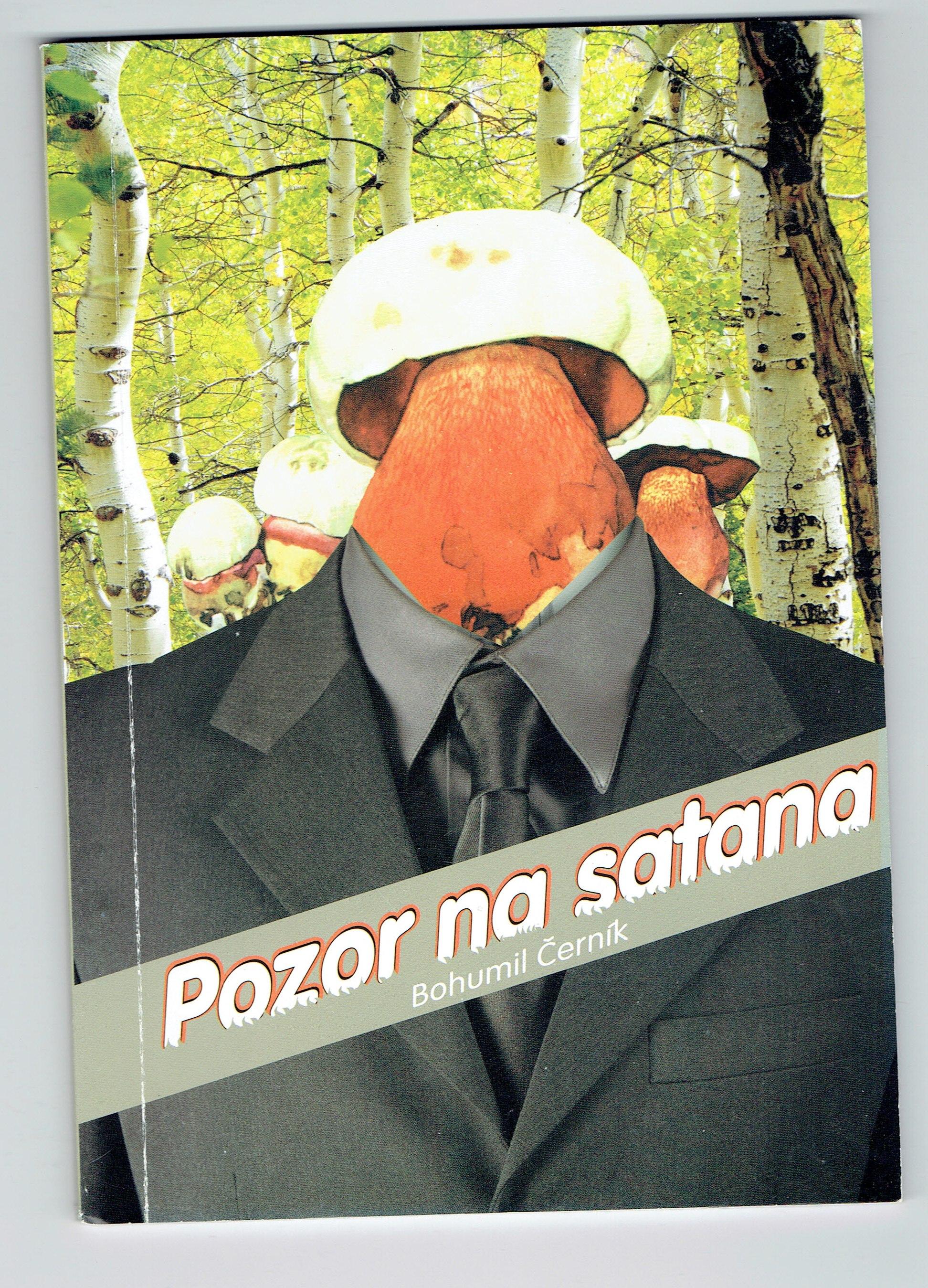 Pozor na satana - Bohumil Černík