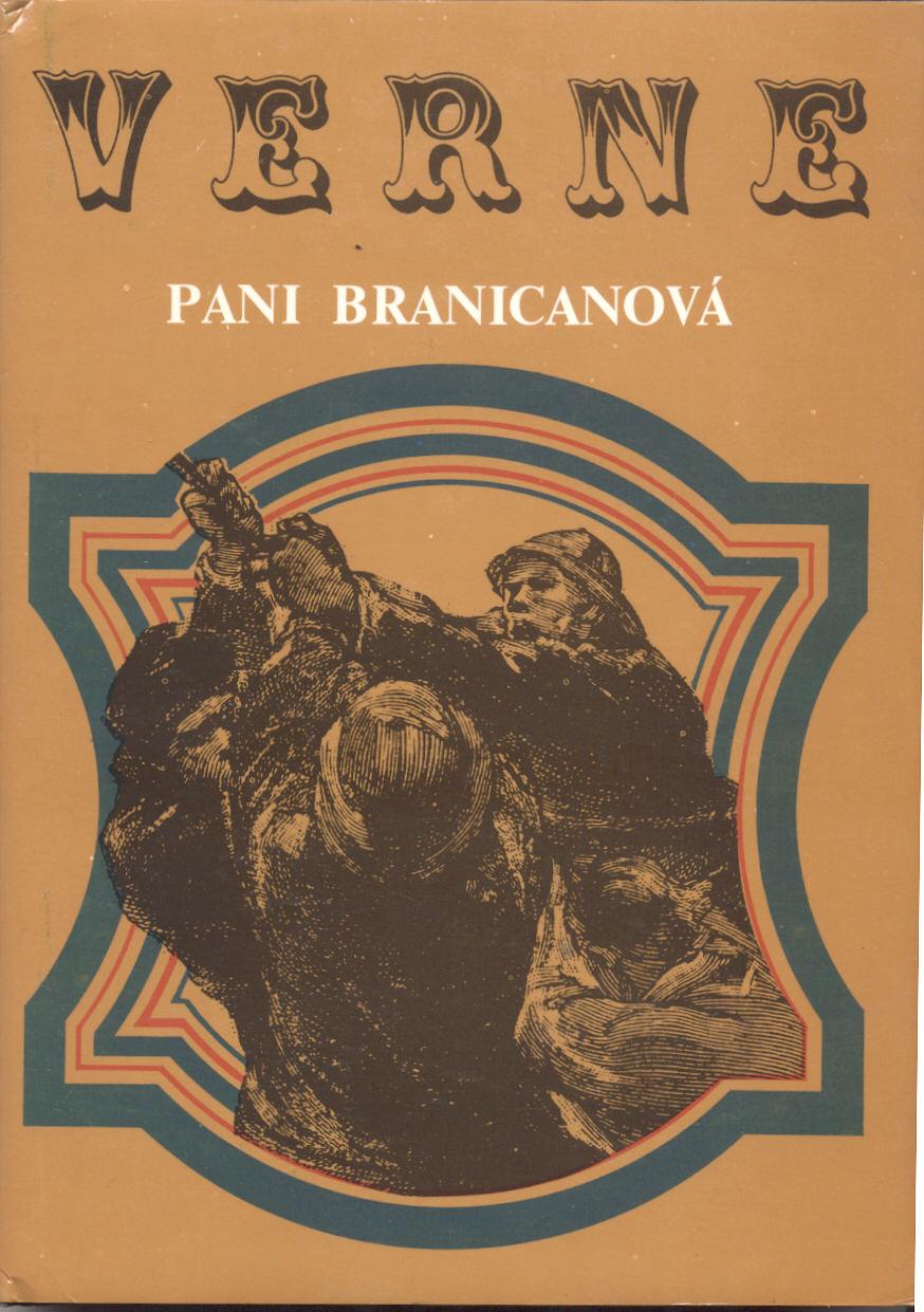 Paní Branicanová - Jules Verne (slovensky)