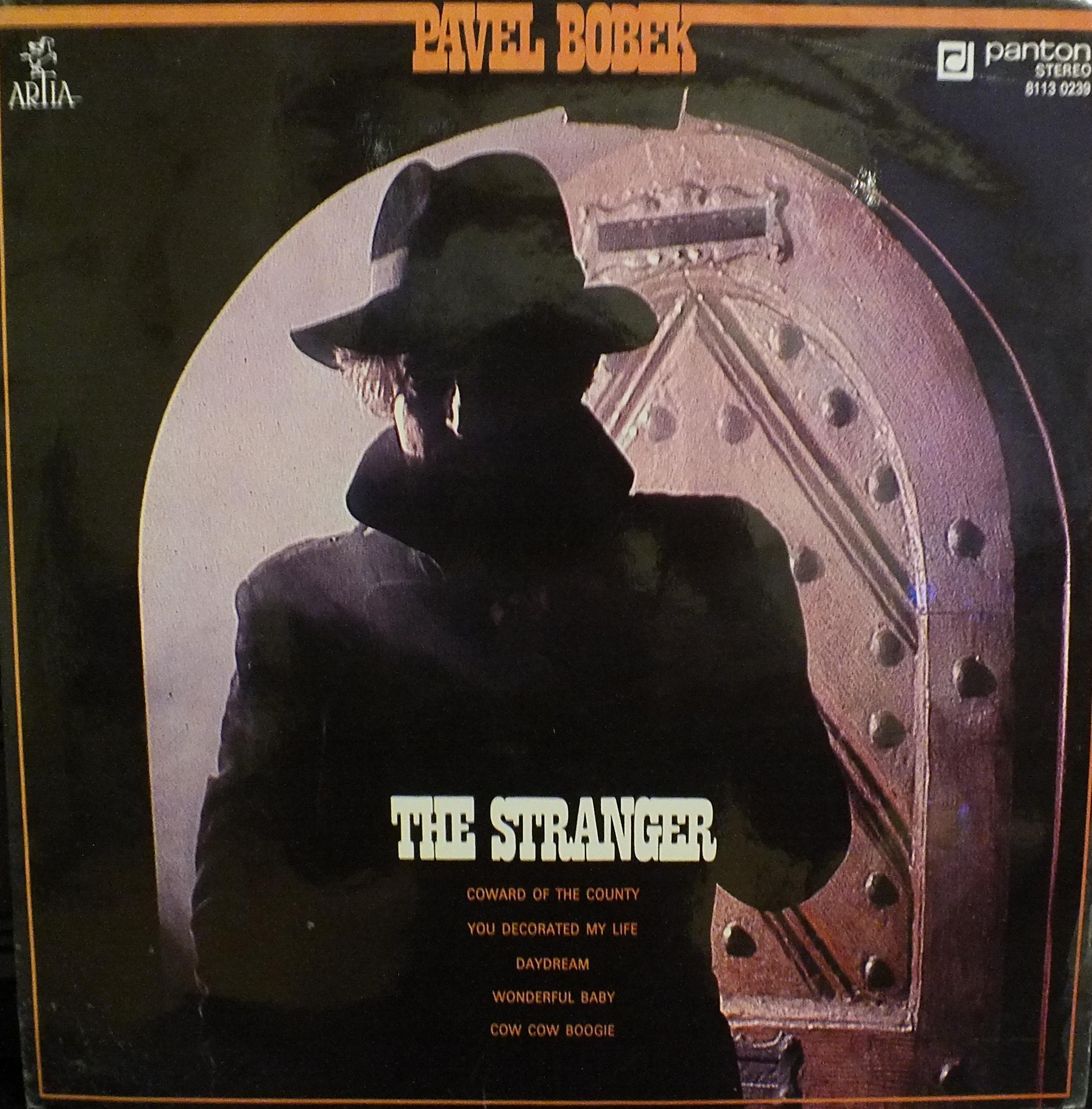 The Stranger - Pavel Bobek (gramodeska)