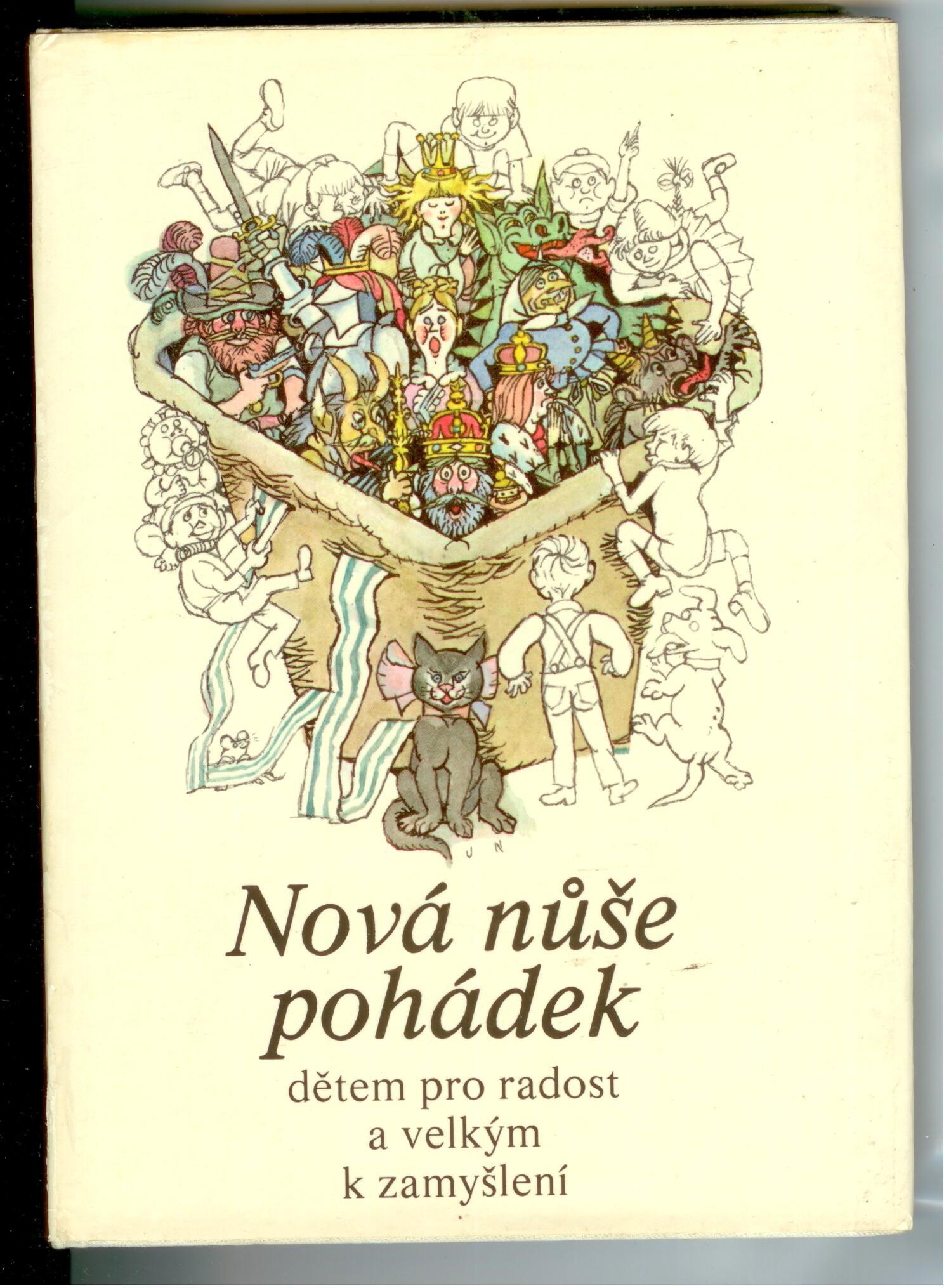 Nová nůše pohádek dětem pro radost a velkým k zamyšlení - Helena Šmahelová