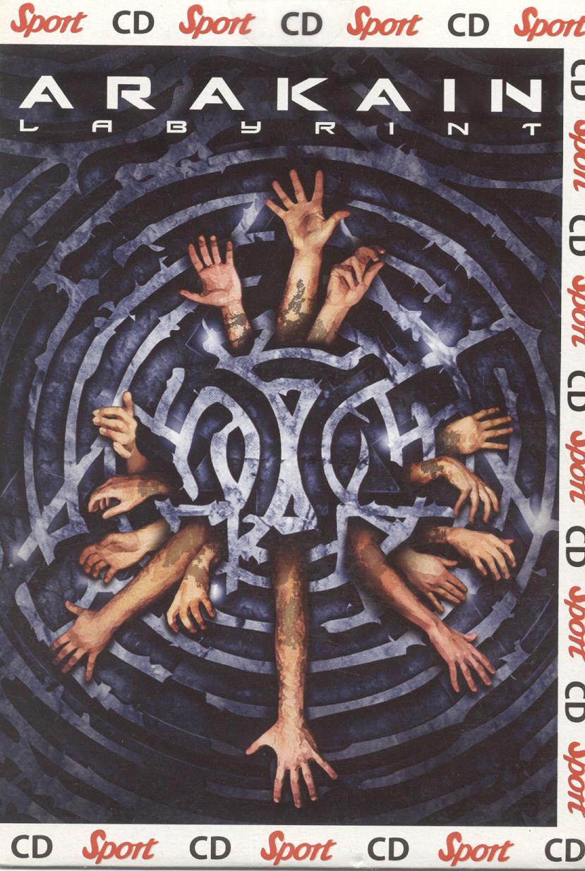 CD - Labyrint - Arakain