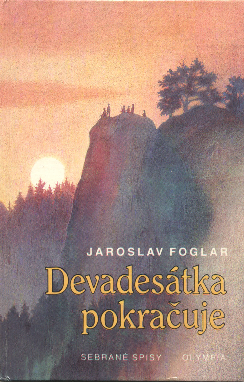 Devadesátka pokračuje - Jaroslav Foglar