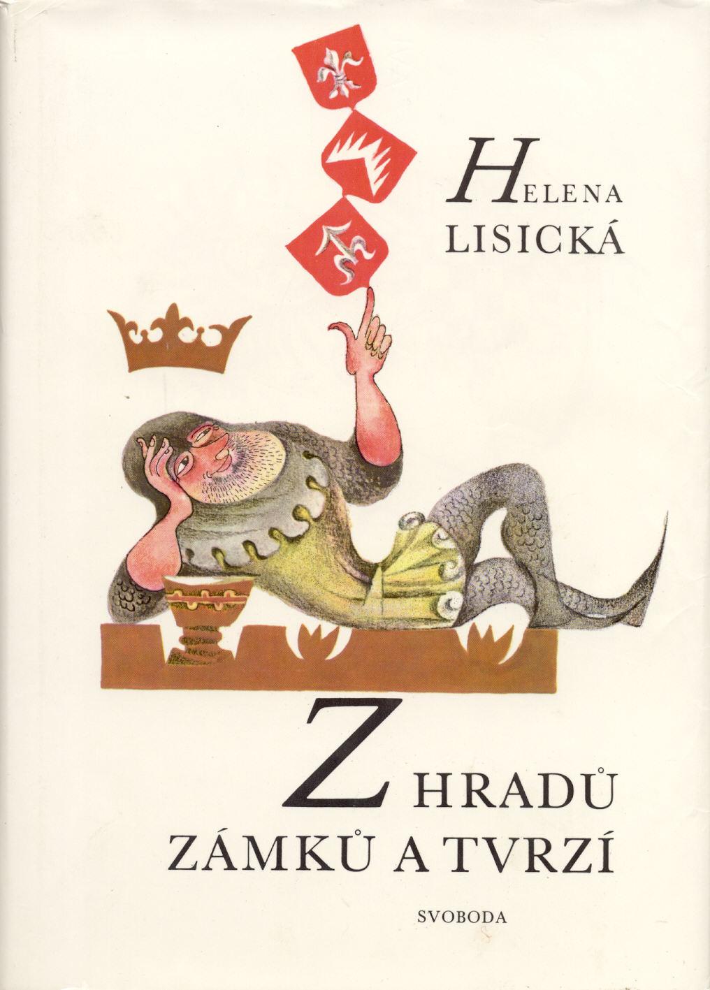 Z hradů, zámků a tvrzí - Helena Lisická