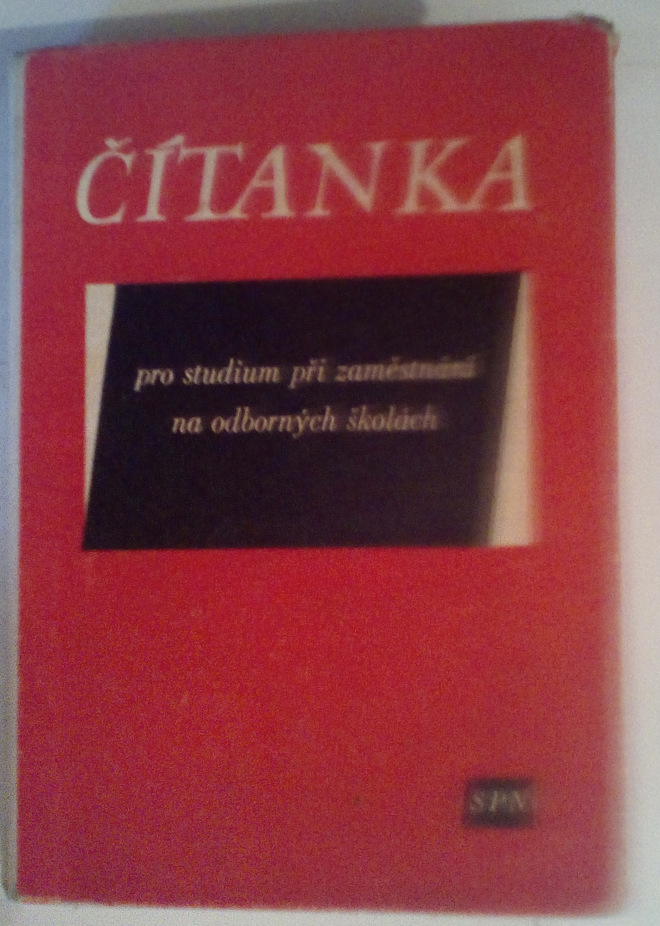Čítanka - Otakar Hönig, Václav Kamelský, Vilém Pech