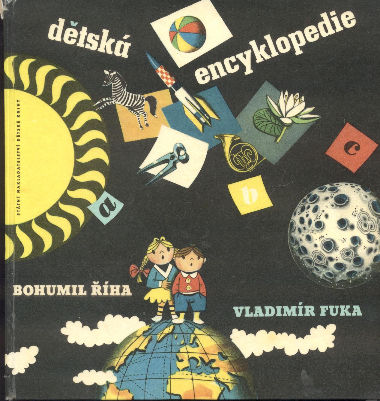 Dětská encyklopedie - Bohumil Říha