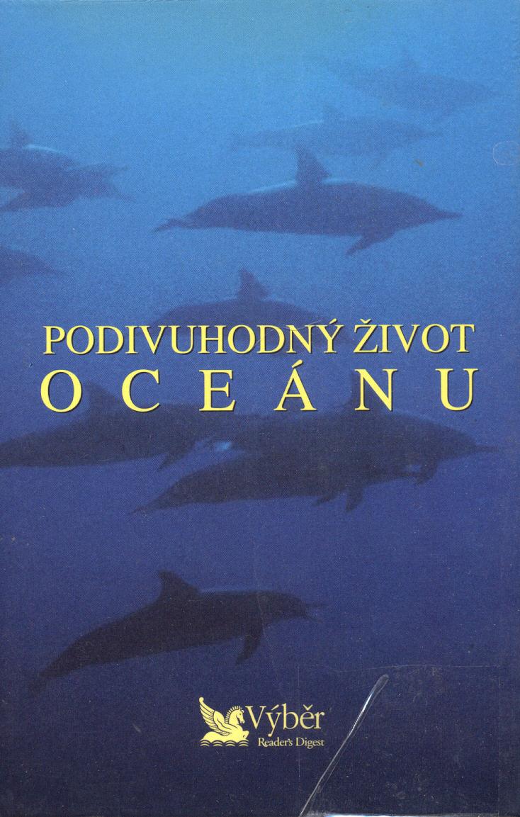 VHS kazeta - Podivuhodný život oceánu (3 kazety v setu)