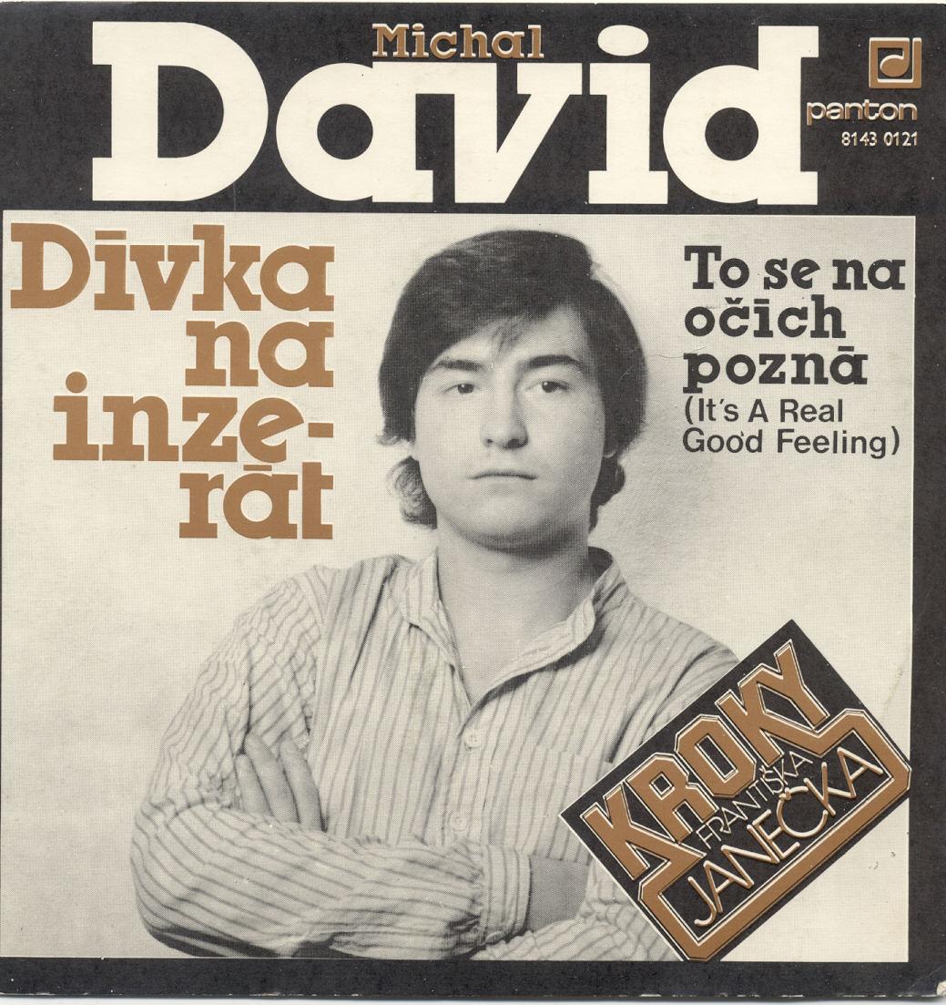 Gramodeska - Dívka na inzerát, To se na očích pozná - Michal David
