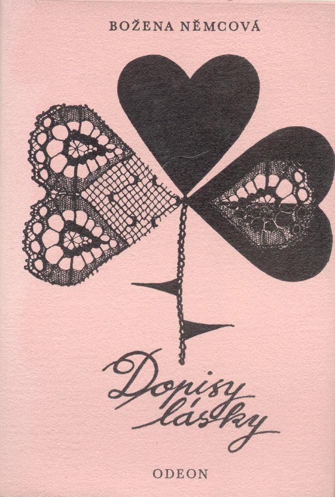 Dopisy lásky - Božena Němcová
