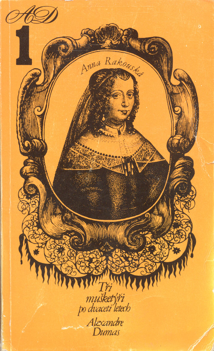 Tři mušketýři po dvaceti letech (I.+II. díl) - Alexandre Dumas