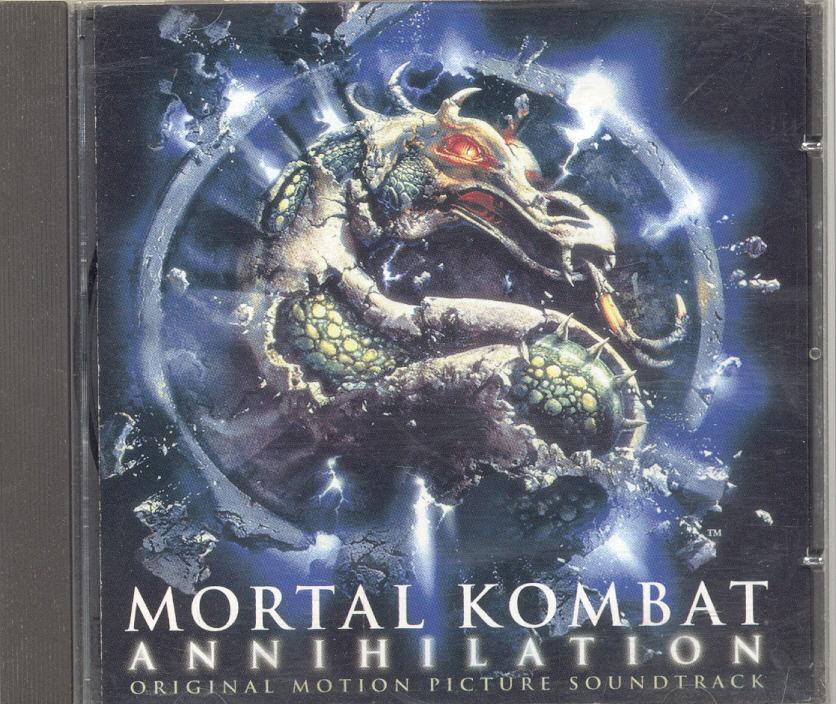 CD - Mortal Kombat Annihilation