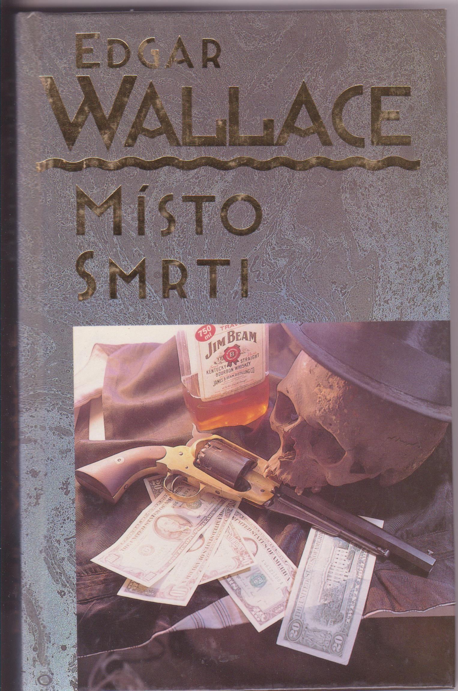 Místo smrti - Edgar Wallace