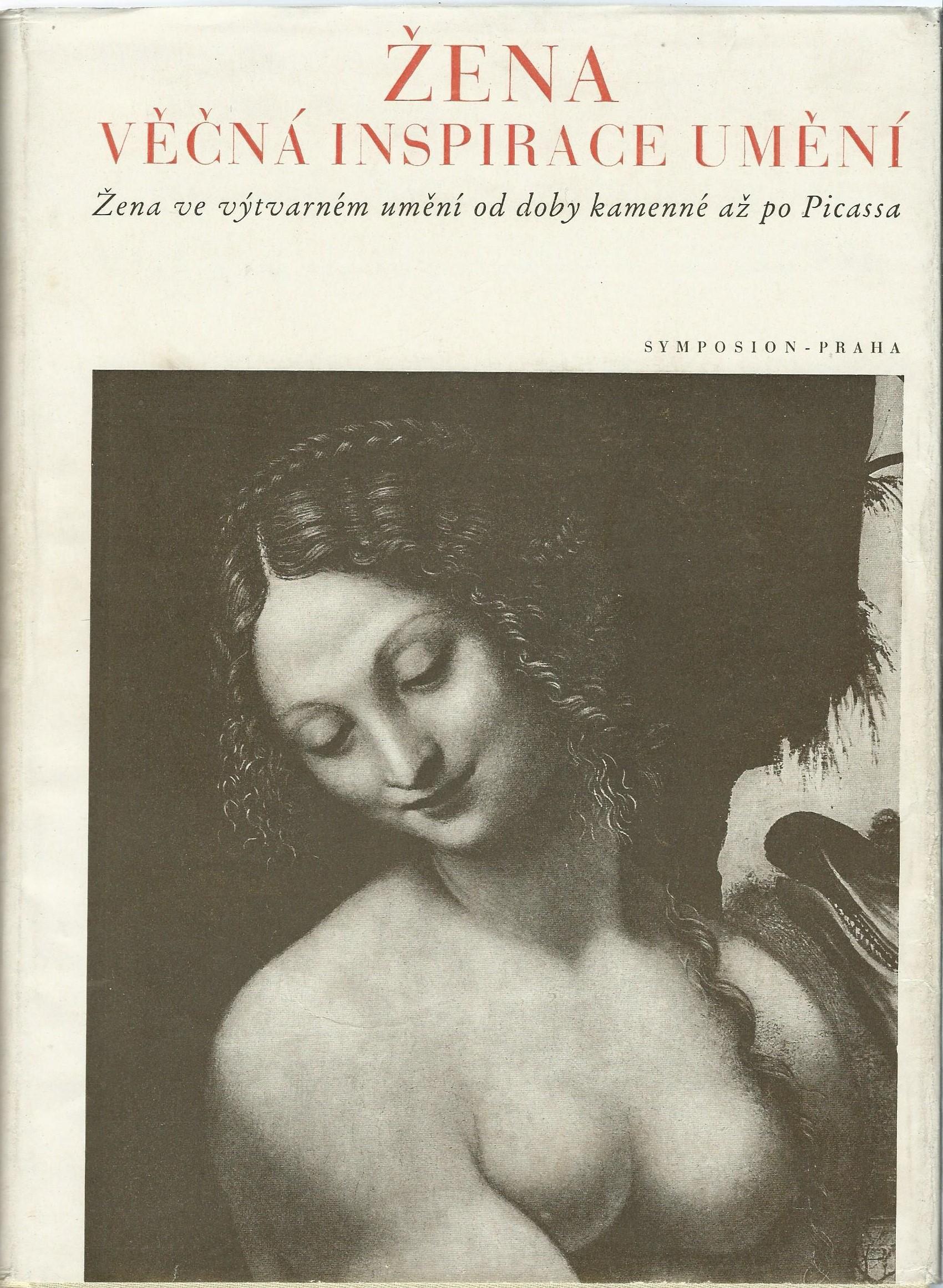 Žena věčná inspirace umění - J. Blažková