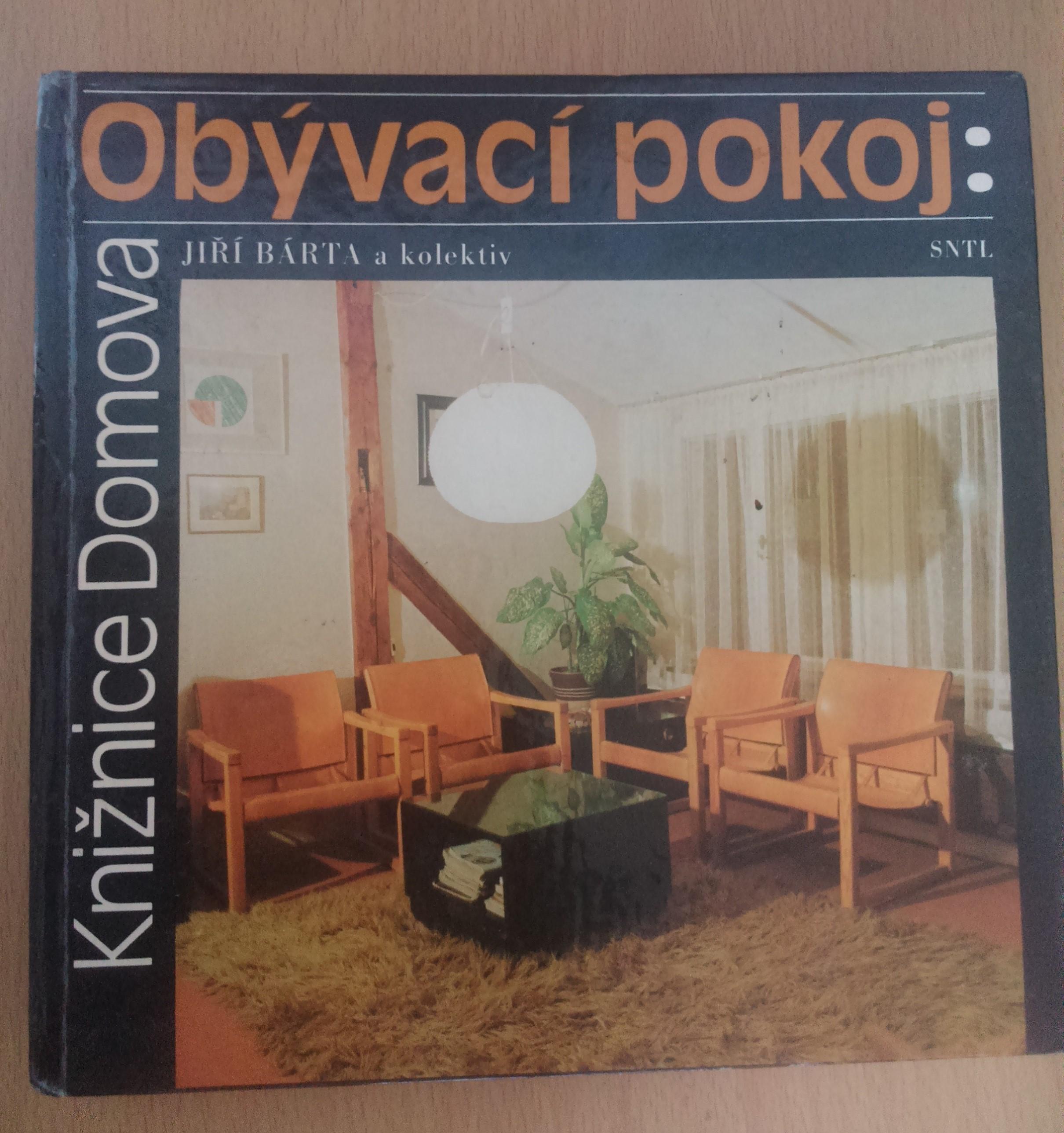 Obývací pokoj - Jiří Bárta