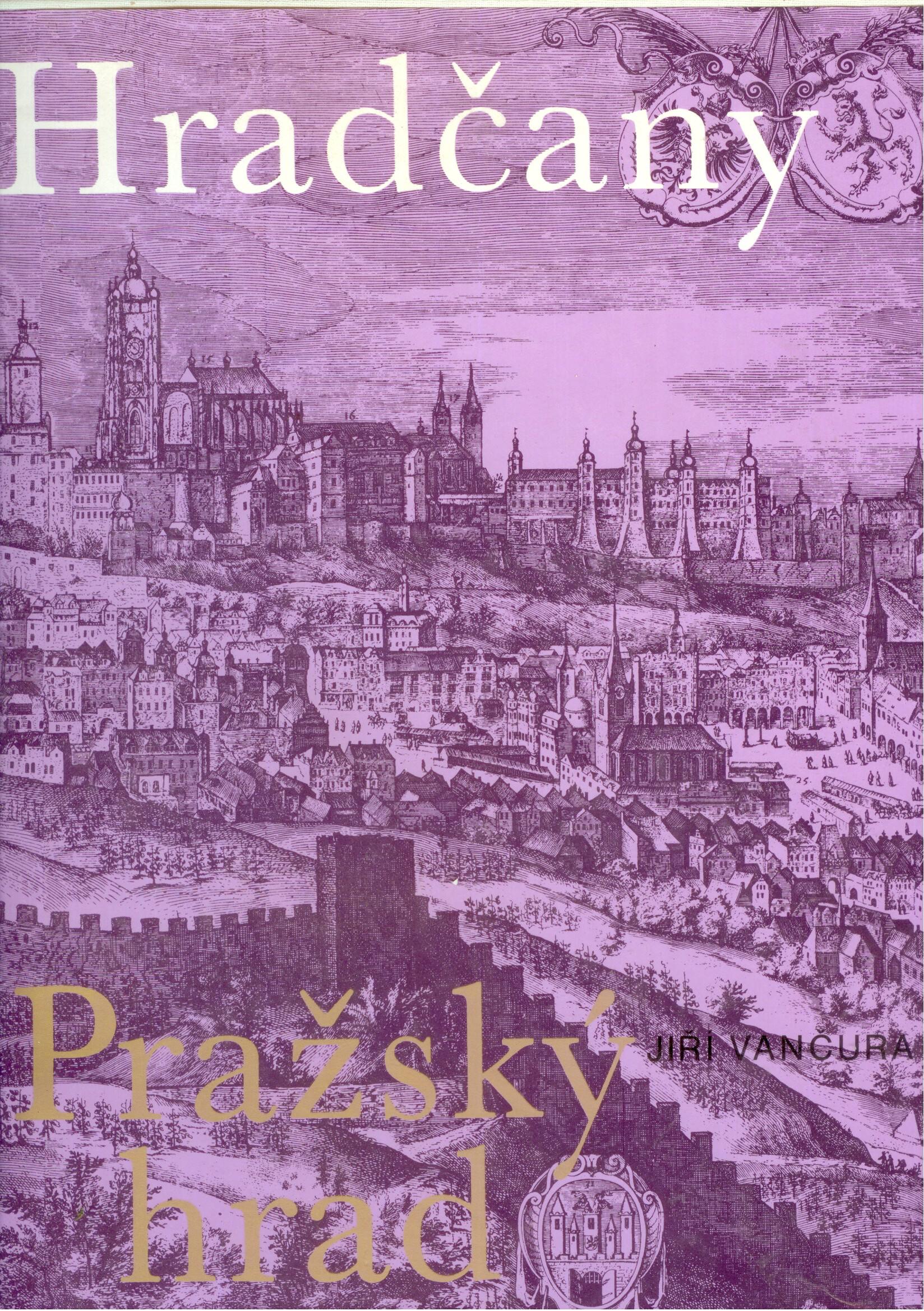 Hradčany, Pražský hrad - Jiří Vančura