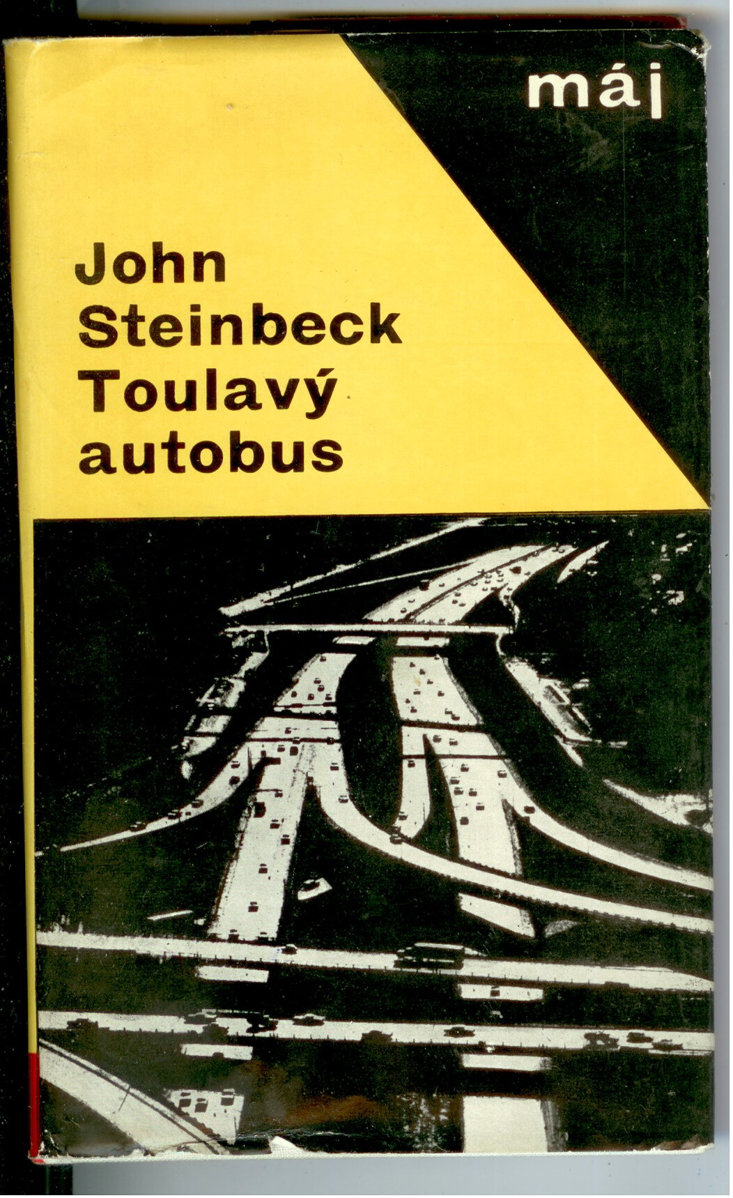 Toulavý autobus - John Steinbeck