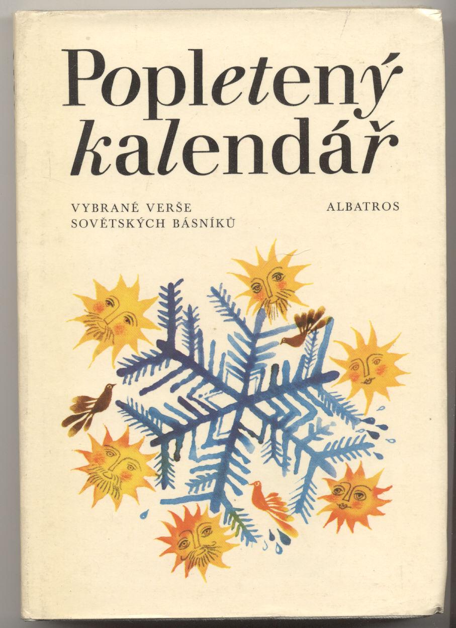 Popletený kalendář (vybrané verše sovětských básníků)