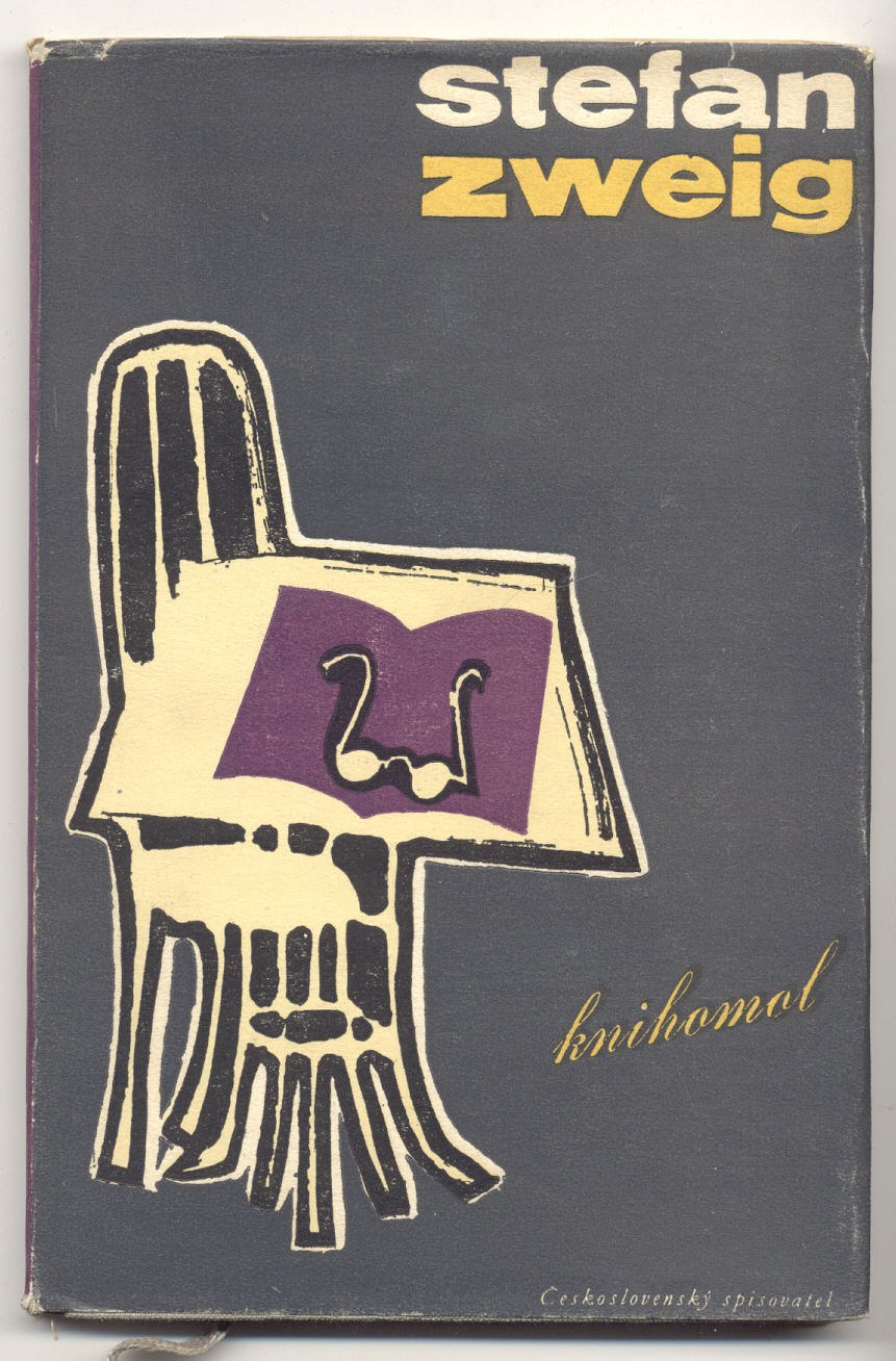 Knihomol - Stefan Zweig