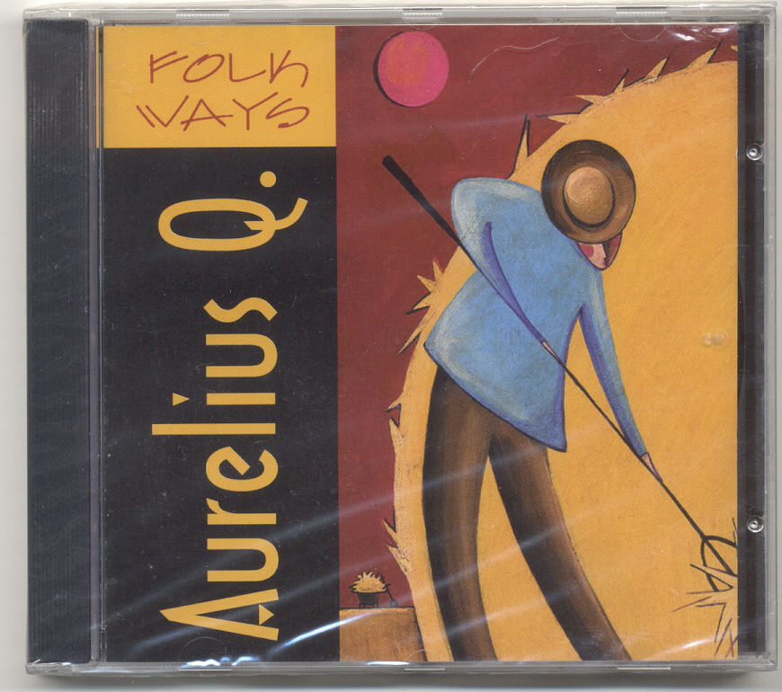 CD - Folk Ways - Aurelius Q.
