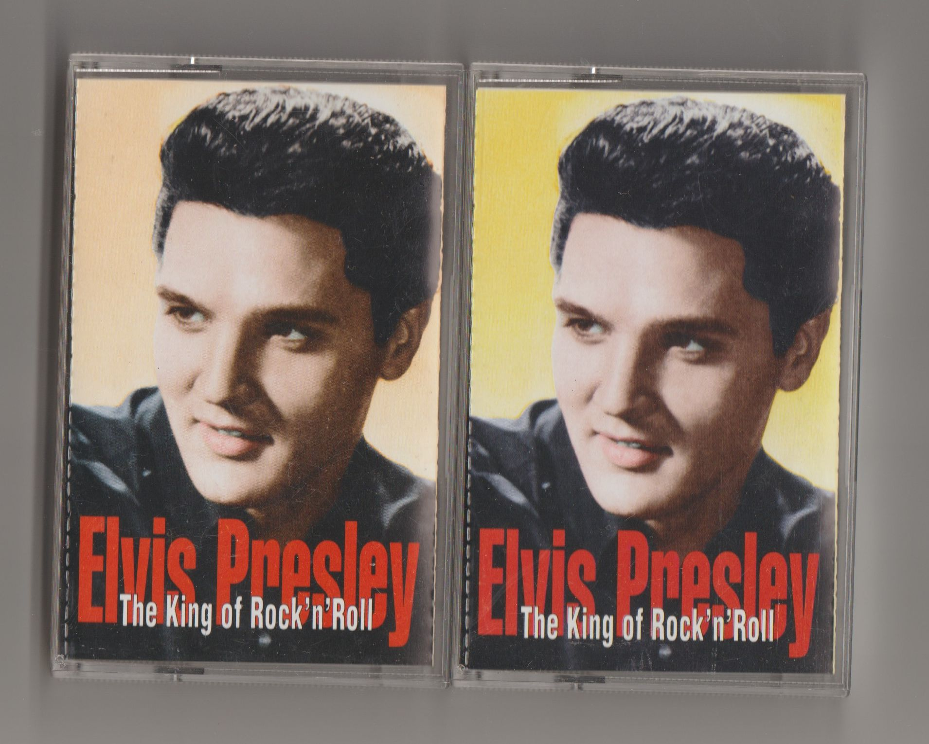 Elvis Presley - The King of Rock'n'Roll (soubor 2 MC kazet)