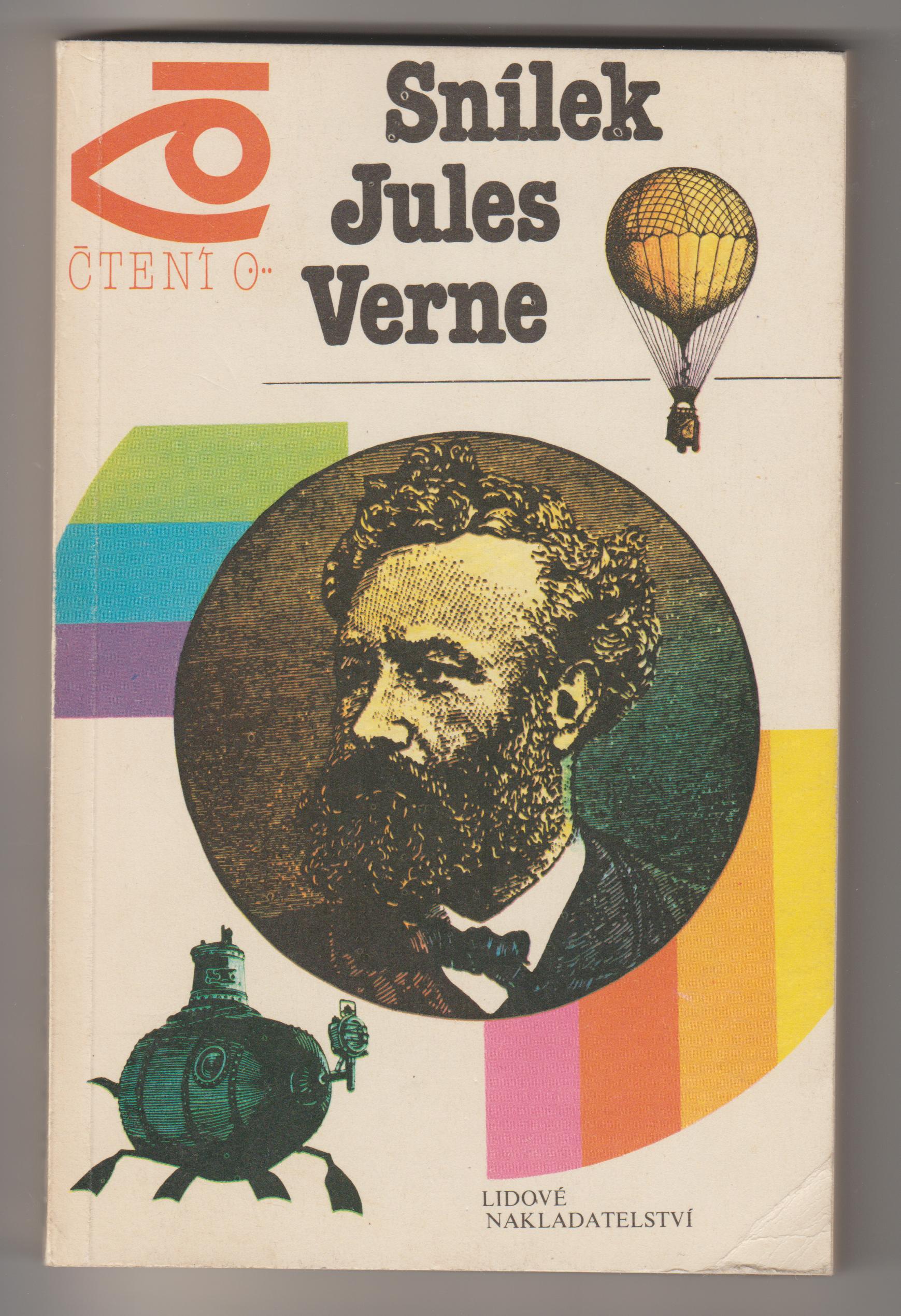 Snílek Jules Verne - Jevgenij Brandis