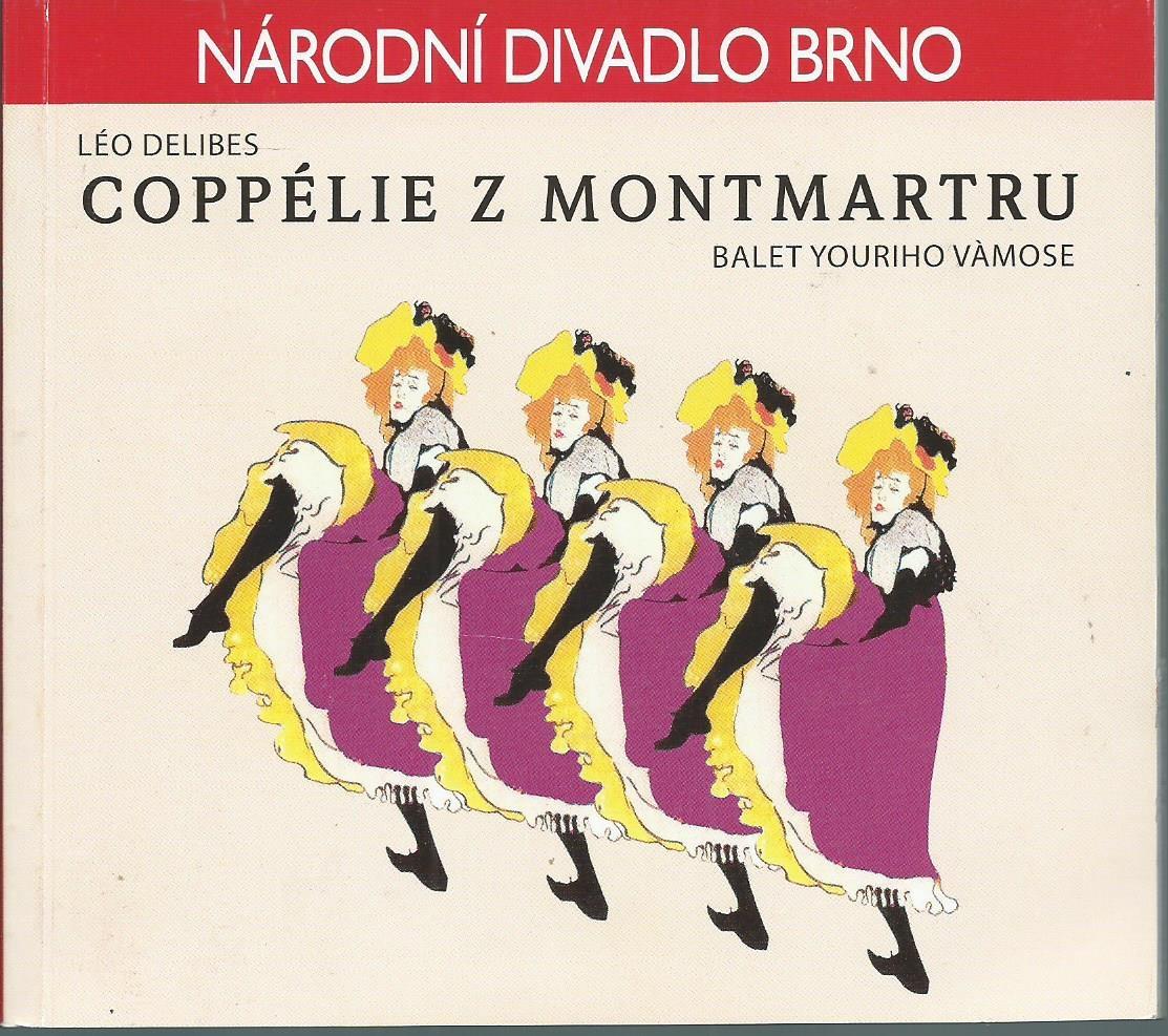 Coppélie z Montmartu: balet Youriho Vámose - Léo Delibes