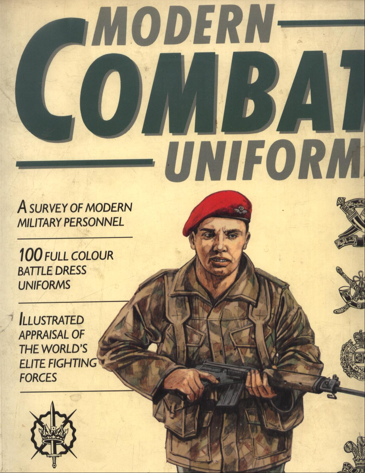 Modern Combat Uniforms - Mark Lloyd (anglicky)