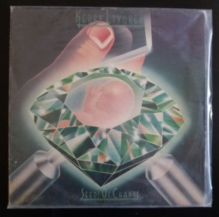 Kerry Livgren - Seeds Of Change (gramodeska, LP)
