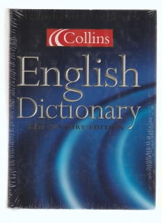 Collins English Dictionary - 21st century edition