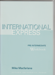 International express - Mike Macfarlane (anglicky)