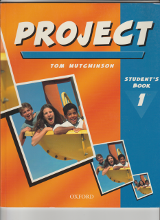 Project - Tom Hutchinson (anglicky)