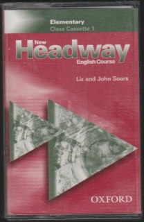 Elemebtary cassette 1 and 2 New headway [English course] - Lizand John Soars