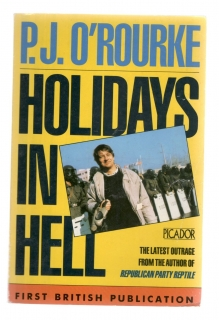 Holidays in Hell - P. J. O'Rourke