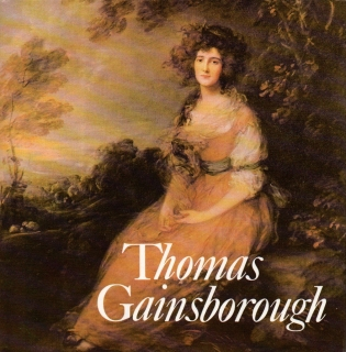 Thomas Gainsborough - Markéta Theinhardtová