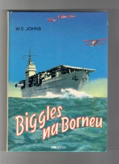 Biggles na Borneu - William Earl Johns
