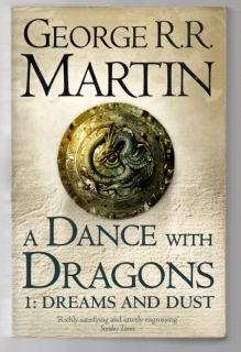 A Dance with Dragons 1 + 2 - George R. R. Martin