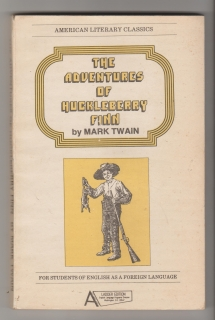 The Adventures of Huckleberry Finn - Mark Twain (anglicky)
