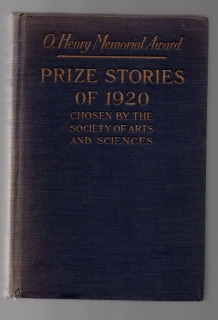 Prize Stories of 1920 - O. Henry Memorial Award (anglicky)