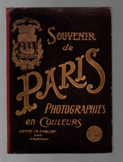 Souvenir de Paris - Photographies en Couleurs