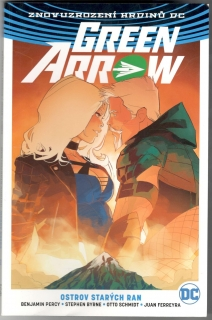Green Arrow - Benjamin Percy (komix)