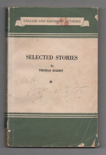 Selected stories - Thomas Hardy (anglicky, rusky)