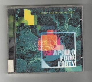Apollo four forty- Are we a rock band or what? , Stop the rock, Crazee horse a další ... (CD)
