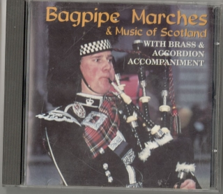 Bagpipe Marches a Music of Scotland