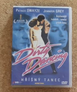 Dirty Dancing, Hříšný tanec (DVD)