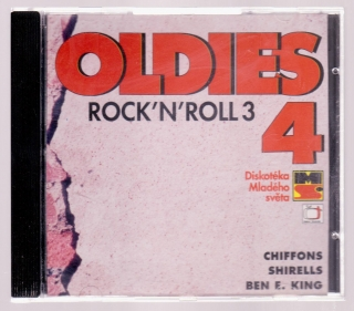 CD - Oldies 4 - Rock'n'roll 3