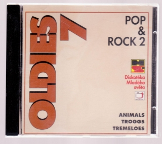 CD - Oldies 7 - Pop & Rock 2