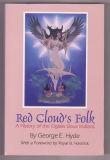 Red Cloud's Folk (Lid rudého oblaku) - George E. Hyde (anglicky)
