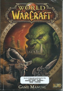 World of Wacraft - Game Manual - Blizzard