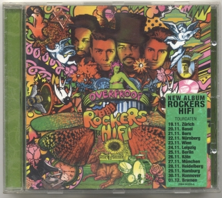 CD - Overproof - Rockers Hi-Fi