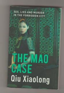 The Mao Case - Qui Xiaolong (anglicky)